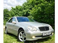 Mercedes-Benz C200K (163) Avantgarde SE Auto**Incredible Condition,LOW MILES!**
