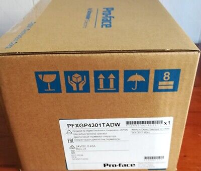 New In Box Gp-4301tw Pfxgp4301tadw Operator Interface Touchscreen
