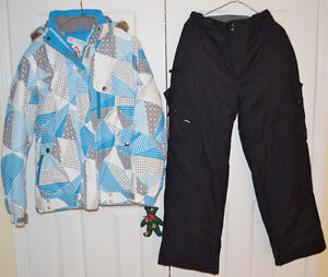 Women's/girls winter coats/vest and ski suit