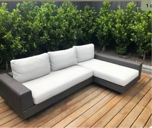 King Living High Quality Outdoor Sofa Jasper Metro