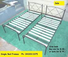 Variaty of Single Bed Frames Inala Brisbane South West Preview
