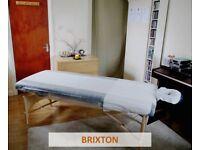 Deep Tissue & Sports Massage by a Male Masseur in Brixton