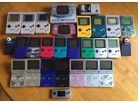 Gameboy Bundles Wanted