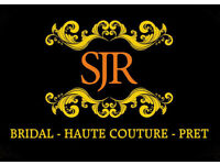 Sales person required for bridal shop SJR Boutique