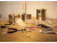 Upcycled Jewellery Making Classes – Design & Repair - April 14 @ 10:00 am - 12:00