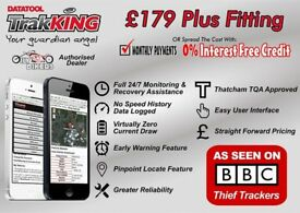 Datatool Tracker/Alarms Supplied & Fitted - Thatcham Approved - Oily Bikers LTD - Mobile Fitting