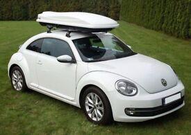 New CAR ROOF BOX BLACK / WHITE / CARBON CHEAP - WOW - 480L