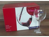 Box of 6 Luminarc 42cl Wine Glasses