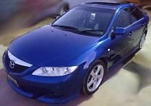 2002 Mazda Mazda6 Hatchback Luxury Sport Hillston Carrathool Area Preview
