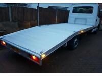 Recowery movano aluminium new body 78k full service history