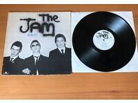 The Jam - In the city vinyl album