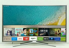 "Samsung 32"" LED SMART WI-Fi TV BUILT IN HD FREEVIEW new k series FULL HD 1080P"