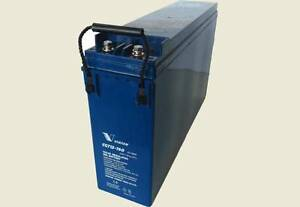 Pure Gel 160 Ah Heavy Duty Battery with free digital voltmeter Canning Vale Canning Area Preview