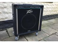 Peavey TNT 160 Bass Combo – exceptional time warp condition.