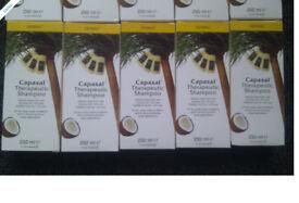capasal theraputic shampoo x12 bottles
