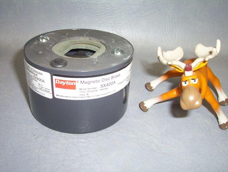 Dayton Magnetic Disc Brake 5X400A TZ-12 NEW