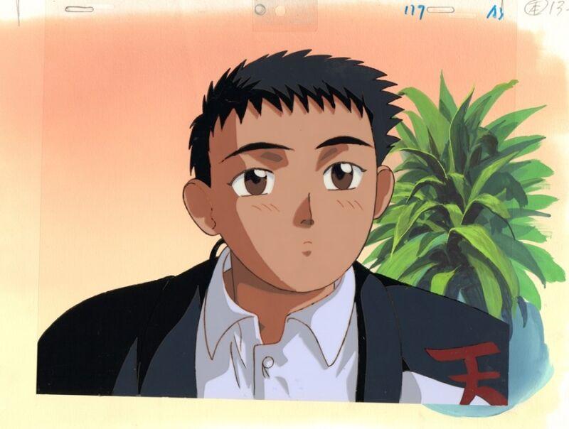 Anime Cel Tenchi #274