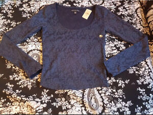 New with tags American Eagle lace top