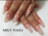 Full Set Acrylic Nails Only £15! Mobile Nails Technician
