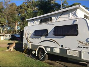 Jayco expanda outback Shellharbour Shellharbour Area Preview
