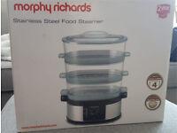 Morphy Richards Steamer