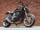 Custom Z1000 Rogue Motorcycles