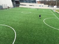 Casual football games in Brixton every weekend. Looking for new players to join!