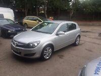 Vauxhall Astra SXI CDTI 07, 1.7 diesel, 5 door, New MOT, New clutch, New Cam Belt, Metallic Silver