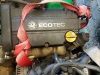 vauxhall z12xep engine 1.2 twinport engine corsa c corsa d spares or repair