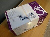 Cooke & Lewis Wave Chrome Bath Mixer Tap NEW