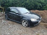 # breaking # - Vauxhall Corsa c sxi 1.2 16v