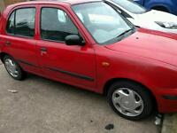 Nissan Micra automatic 1.3 1998