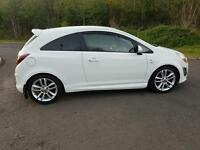 vauxhall corsa sri 1.4 2012 full years mot