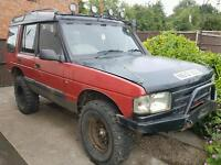 Landrover discovery 300tdi xs