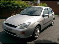 FORD FOCUS 1.6 i 16V ZETEC 5dr LONG MOT