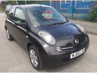NISSAN MICRA 1.2 NICE AND CLEAN LONG MOT