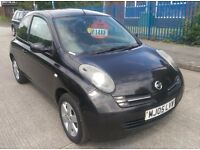 NISSAN MICRA 1.2 NICE AND CLEAN 12 MONTHS MOT