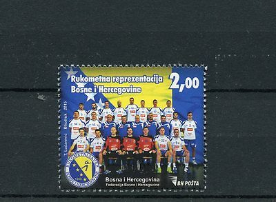 Bosnia & Herzegovina 2015 MNH Mens Handball World Championship 1v Set
