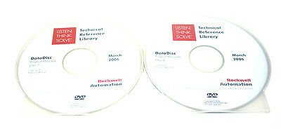 Rockwell Automation 9392-cdrsene Technical Reference Library 9392cdrsene