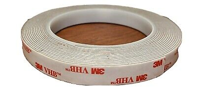 3m Vhb Tape 4941 Gray 12 In X 15 Ft Double Sided Acrylic Tape