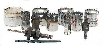 Milwaukee General Purpose Bi-Metal Hole Dozer Saw Kit 49-22-4175 (13 Pieces) General Purpose Metal