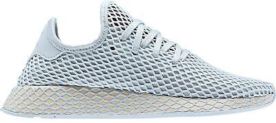 adidas Deerupt Runner Damen Sneakers Turnschuhe Laufschuhe Cg6083 Blau Neu