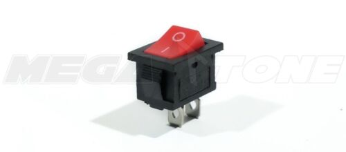 SPST KCD1 Mini Rocker Switch On-Off 6A/250VAC - High Quality - USA SELLER!!!