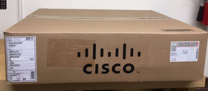 *new* Cisco Isr4431-sec/k9 Cisco Isr4431 Router With Security Bundle In Stock!