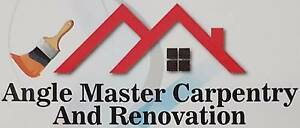 Angle Master Carpentry and Renovations Greystanes Parramatta Area Preview