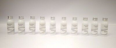 10X Pack Dial White Marble Hand & Body Lotion w/ Aloe Vera Travel Hotel .75 Oz