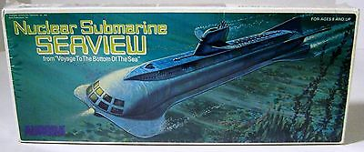 Voyage To The Bottom Of The Sea  Nuclear Submarine Seaview Aurora Model Kit
