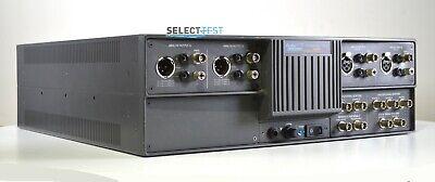 Audio Precision Sys-2222 System 2 Analog Dsp Audio Analyzer Look Ref 619g