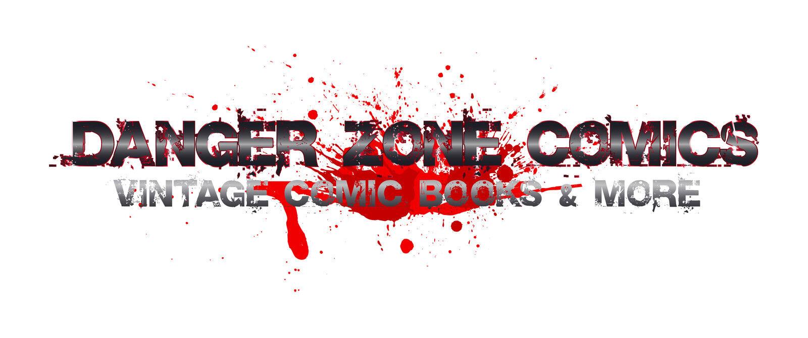 Danger Zone Comics