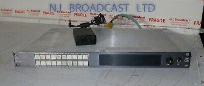 Tsl 1u Amu1-hd High Definition Audio Monitor Unit With Speaker Output Feeds Als
